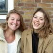 Kirsten en Sophie