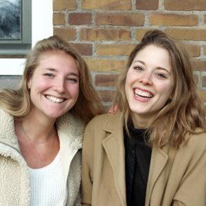 Gastbloggers Floor en Sophie