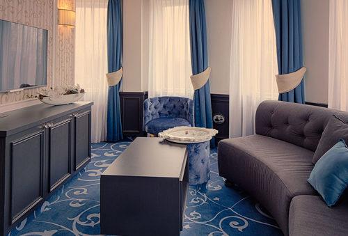 Junior Suite in het Efteling hotel