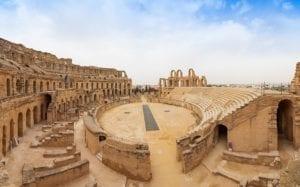 Amfitheater in Rome
