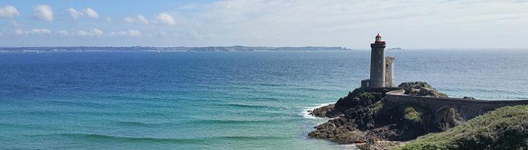 Vuurtoren van Brest, Bretagne