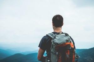 Wandelen tijdens je backpack reis