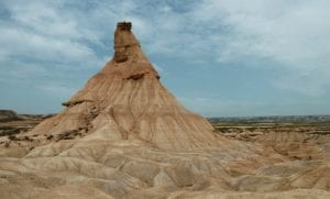 Bardenas Reales Game of Thrones