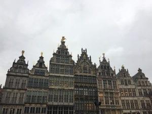 Solo reis naar Antwerpen