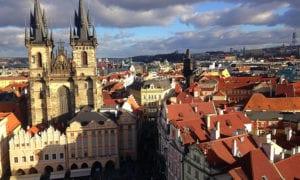 Solo reis naar Praag