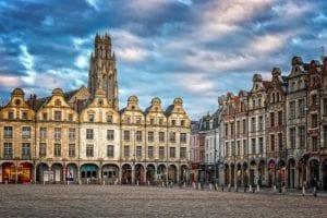 Binnenstad van Arras