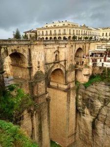 De stad Malaga