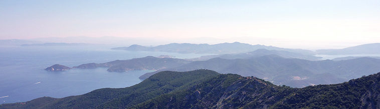 Elba Eiland in Europa