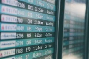 Visum aanvragen op het vliegveld