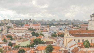Vilnius in Litouwen