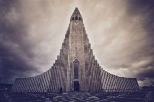 Hallgrimskerk in Reykjavik