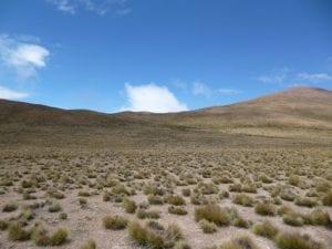 Humahuaca vallei