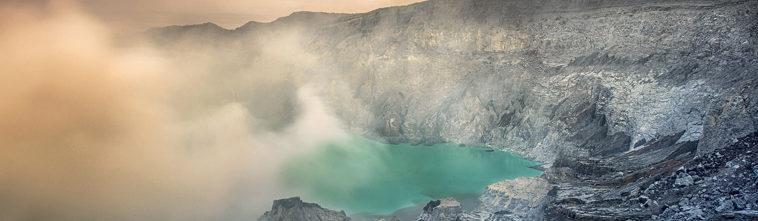 Kawah Ijen vulkaan