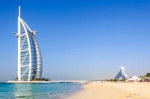 Winterzonvakantie in Dubai