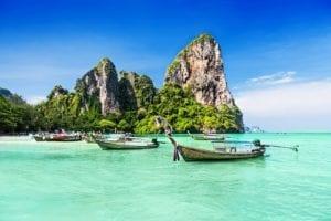 Winterzonvakantie in Thailand