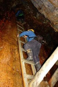 Zilvermijnen in Potosi