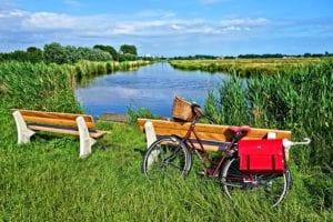 Het prachtige polderlandschap