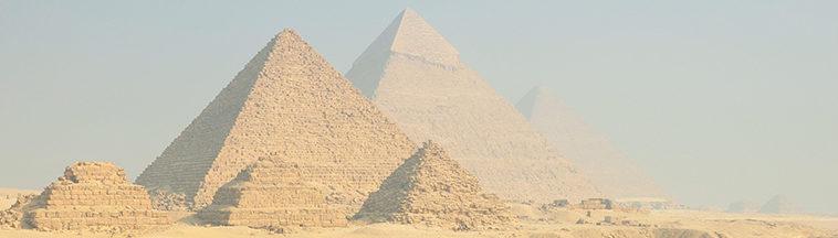 Visum voor Egypte