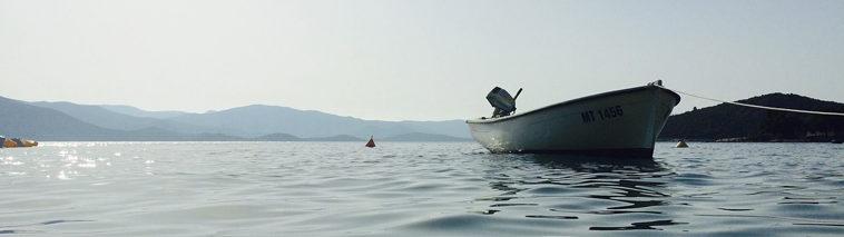 Dagje weg met de boot