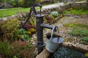 Mogelijk onveilige waterbron