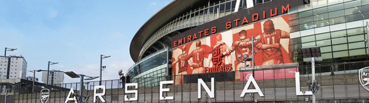 Arsenal Emirates stadion