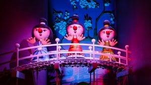 Carnaval Festival Efteling attractie