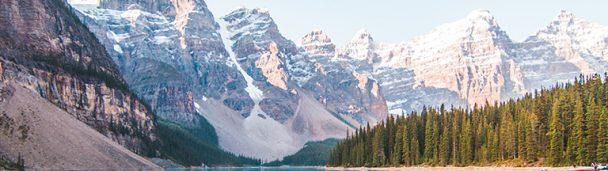 vijf mooiste natuurparken van canada