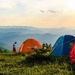 Poplairste camping landen
